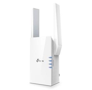 AX1500 dual band Wi-Fi range extender,  1201Mbps at 5G  (2x2 MIMO) and 300Mbps at 2.4G  (2x2 MIMO),  support 802.11AX / WiFi 6,  2 external antennas,  1 Gigabit port