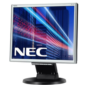 "NEC 171M-BK,  17"",  250cd / m2,  1000:1,  5ms,  1280x1024,  170 / 170,  Height adjustable 0.26mm,  Tilt; D-Sub,  DVI-D,  Internal PS; 2*1W; TCO6,  Black"