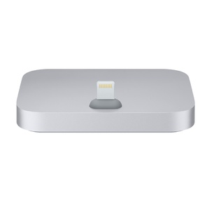 Apple iPhone Lightning Dock-Spase Gray