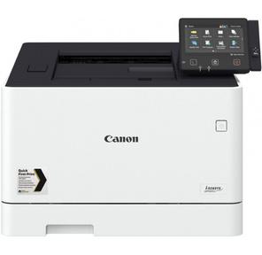 Принтер Canon i-SENSYS LBP664Cx цв. лазерный,  А4,  27 стр. / мин.,  Экран 12, 7 см,  USB 2.0,  10 / 100 / 1000-TX,  Wi-Fi,  подд. uniFLOW