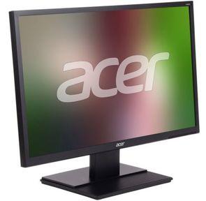 """Acer LCD 23, 8"""" 16:9 1920 х 1080 IPS,  non GLARE,  250cd / m2,  H178° / V178°,  100M:1,  5ms,  VGA,  DVI,  Tilt,  3Y,  Black"""