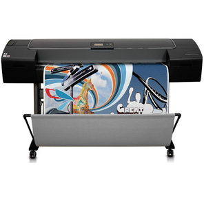 """HP Designjet  Z2100,  44"""",  8 colors,  2400x1200dpi,  128Mb, 80Gb HDD,  7.9 mpp  (A1, norm),  USB / LAN / EIO,  stand,  single sheet and roll feed,  autocutter"""