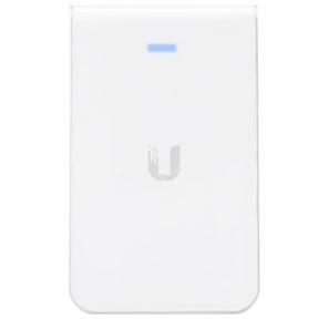 UBIQUITI UAP-AC-IW Точка доступа 2.4+5 ГГц,  3х 1G Ethernet,  802.11a / b / g / n / ac,  802.3at