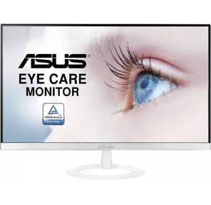 """ASUS VZ249HE-W 23.8"""" Wide LED IPS monitor,  16:9,  Full HD 1920 x 1080,  5ms (GTG),  250 cd / m2 ,  80 M:1,  178° (H),  178° (V),  D-Sub,  HDMI,  Ultra-slim Design,  Frameless,  Flicker-free,  Black"""