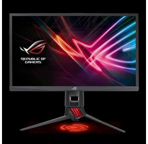 ASUS ROG Strix XG248Q,  FHD 1920 x 1080,  1 мс,  до 240 Гц,  DisplayPort,  HDMI,  USB 3.0,  синхронизируемая подсветка Aura Sync,  адаптивная синхронизация FreeSync