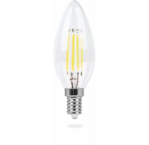 Feron LB-68 Лампа филаментная светодиодная,  5W,  230V,  E14,  4000K
