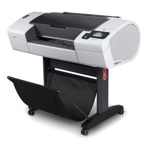 "HP Designjet T790ps ePrinter,  24"",  2400x1200dpi,  8Gb (virtual),  HDD160Gb,  USB / USB ext / LAN / EIO),  sheetfeed,  rollfeed, autocutter,  TouchScreen,  6 cartr.,  1y war,  replace CQ306A  (подставка не входит в комплект)"
