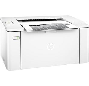 HP LaserJet Pro M104a A4,  1200dpi,  22ppm,  128Mb,  1 tray 150,  USB,  Cartridge 1400pages in box,  1y warr