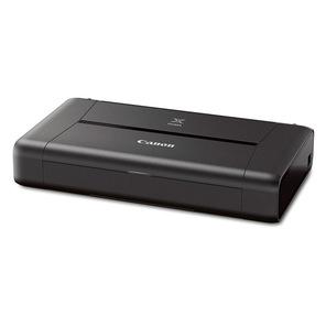Canon Pixma IP110  (9596B009) A4 WiFi USB черный