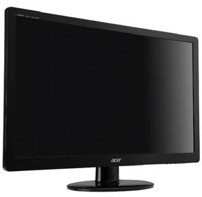 """Acer S230HLBb 23""""  (LED,  LCD,  Wide 1920 x 1080,  2 ms,  90° / 60°,  200 cd / m,  80`000:1)"""