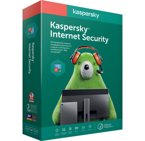 Kaspersky Internet Security Multi-Device Russian Ed. 2-Device 1 year Base Box  (KL1941RBBFS)