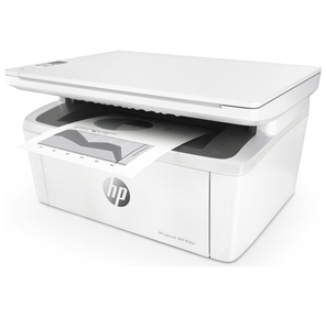 HP LaserJet Pro MFP M28w RU  (p / c / s / ,  A4,  600dpi,  18ppm,  32Mb,  1 tray 150,  USB / LAN / Wi-Fi,  Flatbed,  Cartridge 500 pages & USB cable 1m in box,  1y warr.