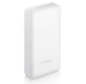 Zyxel NebulaFlex Pro WAC5302D-S v2,  Wave 2,  802.11a / b / g / n / ac  (2, 4 и 5 ГГц),  MU-MIMO,  настенная,  Smart Antenna,  антенны 2x2,  до 300+866 Мбит / с,  4xLAN GE  (1x PoE out),  USB,  PoE Гибридная точка доступа