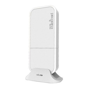 MikroTik wAP LTE Kit with 650MHz CPU,  64MB RAM,  1xLAN,  built-in 2.4Ghz 802.11b / g / n Dual Chain wireless with integrated antenna,  LTE modem  (for International bands 1 / 2 / 3 / 5 / 7 / 8 / 20 / 38 / 40) with internal,  outdoor