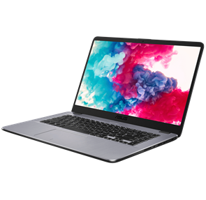 "ASUS X505BA-EJ151T AMD Dual Core E2-9000  / 4GB / HDD 500GB / no ODD / 15.6""FHD  (1920x1080 / WiFi / BT / Cam / Windows 10 / 1.68Kg / DARK GREY"