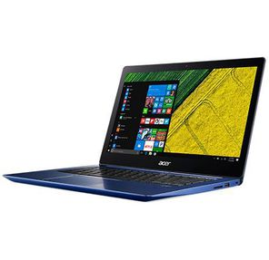 "Acer Swift 3 SF314-52G-82UT Core i7-8550U / 8192Mb / SSD 256гб / nVidia GeForce Mx150 2G / 14.0"" / IPS / FHD  (1920x1080) / WiFi / BT / Cam / 3315mAh / Win10Home64 / blue"