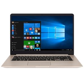 "ASUS S510UN-BQ193T 15.6"" (1920x1080  (матовый)) / Intel Core i3 7100U (2.4Ghz) / 6144Mb / 1000Gb / noDVD / Ext:nVidia GeForce MX150 (2048Mb) / Cam / BT / WiFi / war 1y / 1.7kg / grey / W10"