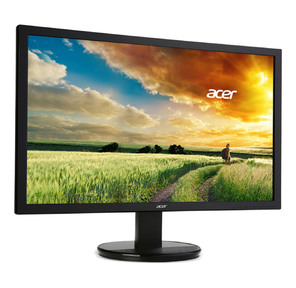 """Монитор жидкокристаллический Acer UM.WE2EE.001 21, 5"""" 16:9 1920х1080 TN,  nonGLARE,  200cd / m2,  H90° / V65°,  100M:1,  5ms,  VGA,  Tilt,  3Y,  Black"""