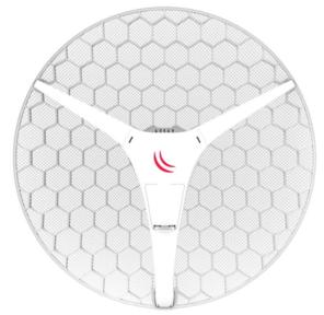 MikroTik RBLHG-5HPnD-XL  (LHG XL HP5) PtP-радиоустройство 5 ГГц  (a / n),  MIMO 2х2,  27 дБи
