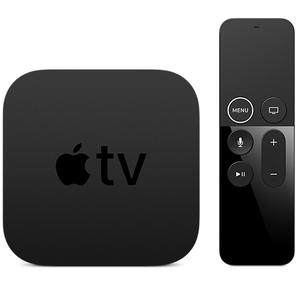 Apple TV 4K 32GB,  A10X Fusion 64-bit,  2160p,  HDMI-2.0a