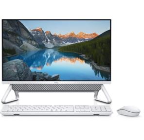 "Dell Inspiron 5400-2331 23.8"" FHD,  Intel Core i3-1115G4,  8Gb,  SSD 256Gb,  Intel UHD,  Win10Home64,  kbd+mouse,  silver + Arch stand"