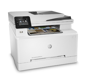 HP Color LaserJet Pro MFP M281fdn   (p / c / s / f,  600x600dpi,  ImageREt3600,  21 (21) ppm,  256Mb,  ADF35 sheets, 2 trays250+1,  PS,  USB / LAN / ext.USB,  1y warr, Cartridges 3200 b &2500 cmy pages in box) T6B81A
