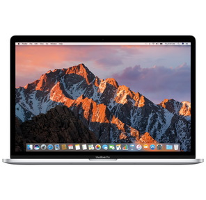 "Apple MacBook Pro 15 with Touch Bar: 2.6GHz quad-core Intel Core i7 / 16Gb / 256GB / 15.4"" / Silver"