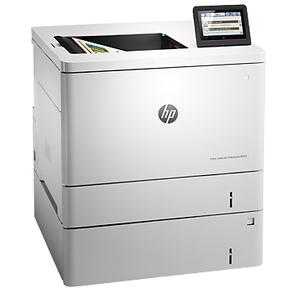 HP Laser Jet Enterprise 500 color M553x A4,  1200dpi,  ImageREt 3600,  38 (38) ppm,  1 Gb,  3 trays 100+2*550,  Duplex,  USB / GigEth