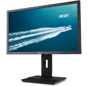 "ACER B246HYLAymdpr 23.8"" IPS LED,  1920x1080,  6ms,  250cd / m2,  178° / 178°,  100M:1,  D-Sub,  DVI,  DisplayPort,  Swivel,  Pivot,  регулировка по высоте,  колонки,  TCO 6.0,  Darkgrey Matt"