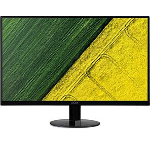 "Монитор Acer 23"" SA230bid черный IPS LED 4ms 16:9 DVI HDMI матовая 250cd 178гр / 178гр 1920x1080 D-Sub FHD 2.6кг"
