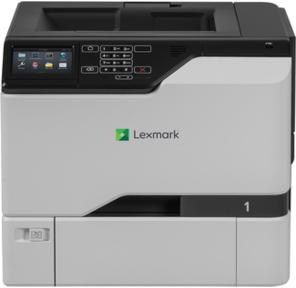 Принтер лазерный Lexmark CS720de белый,  лазерный,  A4,  цветной,  ч.б. 38 стр / мин,  цвет 38 стр / мин,  печать 1200x1200,  лоток 550+100 листов,  USB,  Wi-Fi,  двусторонний автоподатчик,  сеть