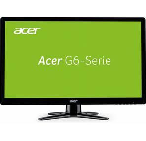 "Монитор Acer 23"" G236HLBBID черный TN+film LED 5ms 16:9 DVI HDMI матовая 200cd 1920x1080 D-Sub FHD"