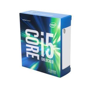 Intel Core i5-6600K Socket 1151,  3.5GHz,  6Mb,  Intel HD Graphics 530,  Box 91W