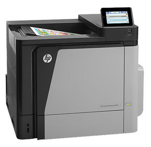 HP Color LaserJet Enterprise M651dn Printer,  A4,  1200dpi,  42 (42)ppm,  512Mb,  2trays 100+500, Duplex, USB / LAN / HIP, LCD4.3i, 1y warr, repl.CC494A