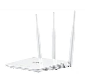 Tenda WiFi Router FH303  (2.4GHz,  Wlan 300Mbps,  802.11bgn+3xLAN RG45 10 / 100+1xWAN) 3x5dBi ext Antenna