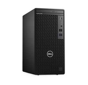 Dell Optiplex 3080-5139 MT Intel Core i3-10100  (3.6GHz),  8192MB DDR4,  256гб SSD,  Intel UHD 630,  Win10Pro64,  TPM,  VGA,  1yw NBD