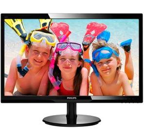 "Philips 246V5LHAB / 00,  24.0"",  1920x1080,  5мс,  D-Sub,  HDMI,  MM,  черный"