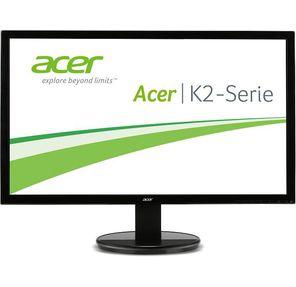 "Монитор жидкокристаллический Acer UM.FW2EE.D01 24"" 16:9 1920х1080 TN,  nonGLARE,  250cd / m2,  H170° / V160°,  100M:1,  1ms,  VGA,  DVI,  HDMI,  Tilt,  3Y,  Black"