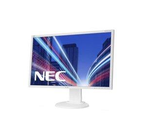 "NEC EX241N 24"" IPS,  250cd / m2,  1000:1,  6ms,  1920x1200,  178 / 178,  1920х1080; Hight adj:110,  Swiv,  Tilt,  Pivot; D-sub,  HDMI,  Displ. Port; TCO6,  Silv / White"