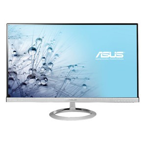"ASUS MX279H,  27"",  AH-IPS,  LED,  LCD,  Wide,  1920 x1080,  5 ms ,  178° / 178°,  250 cd / m,  80`000`000,  +HDMI x2 ,  +MM,  silver-black"