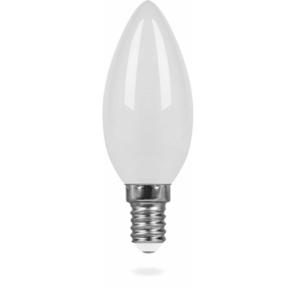 Feron LB-58 Лампа филаментная светодиодная,  5W,  230V,  E14,  4000K,  матовая
