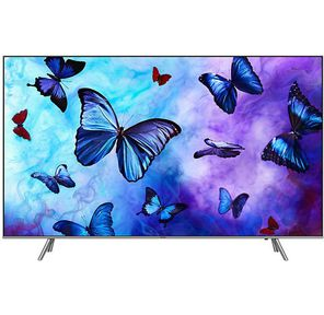 "Samsung QE49Q6FNAUXRU QLED,  49"",  Ultra HD,  1000Hz,  DVB-T,  DVB-T2,  DVB-C,  DVB-S2,  USB,  WiFi,  Smart TV,  титан"
