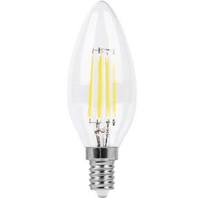 Feron LB-66 Лампа филаментная светодиодная,  7W,  230V,  E14,  2700K