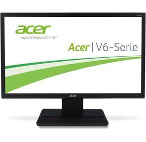 "Acer V246HLbmd 24"" 16:9 1920х1080 TN,  nonGLARE,  250cd / m2,  H170° / V160°,  100M:1,  16, 7M Color,  5ms,  VGA,  DVI,  Tilt,  Speakers,  3Y,  Black"