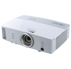 Acer projector P5327W,  WXGA / DLP / 3D / 4000 Lm / 17000:1 / HDMI (MHL) / int. MHL port / Lan Control / MM 10Wx2 / 6000 Hrs / 2.4 kg / Carry case