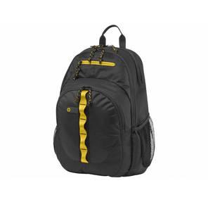 "HP Sport Backpack Рюкзак для ноутбука 15.6""  (Black / Yellow)"