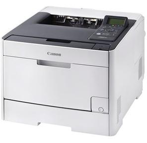 Canon i-Sensys LBP7680Cx A4,  20 (20) ppm,  600 dpi,  2 trays 50+250,  duplex,  768 MB,  USB / LAN