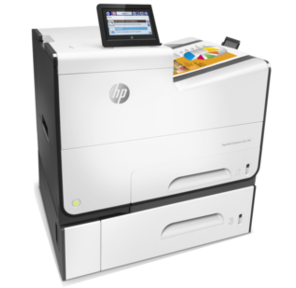 HP PageWide Enterprise Color 556xh  (A4, 600dpi, 50  (up to 75)ppm, Duplex, 3trays 50+500+500,  1, 2 Gb,  HDD,  USB2.0 / GigEth / 2 ext. USB / NFC, 1y war,  repl. C2S12A)