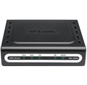 D-Link DSL-2500U / BA / D4B Ethernet ADSL / ADSL2 / 2+ Router
