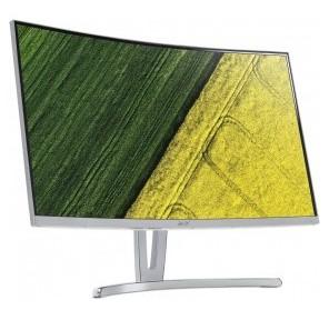 "Acer 27"" ED273wmidx White  (VA,  LED,  Wide,  1920x1080,  4ms,  178° / 178°,  250 cd / m,  100, 000, 000:1,  +DVI,  +HDMI,  +MM,  Сurved,  )"